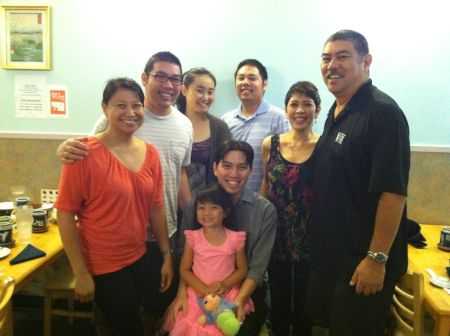 The Higa Fam.