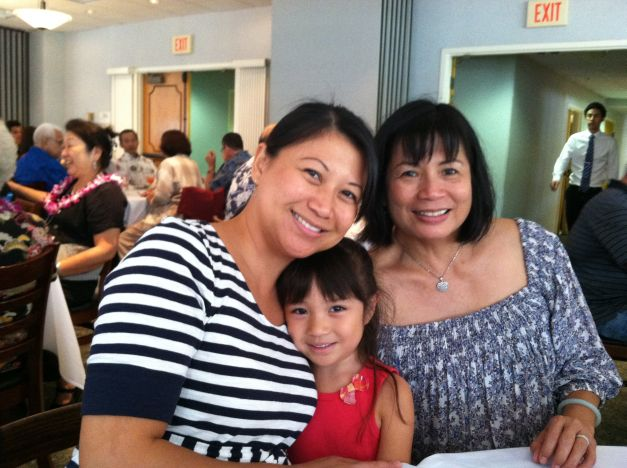 Three generations of crazy! Happy Mother's Day!