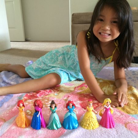 A collector, just like her father.