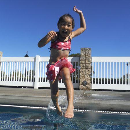 """I wanna dance on the water."""