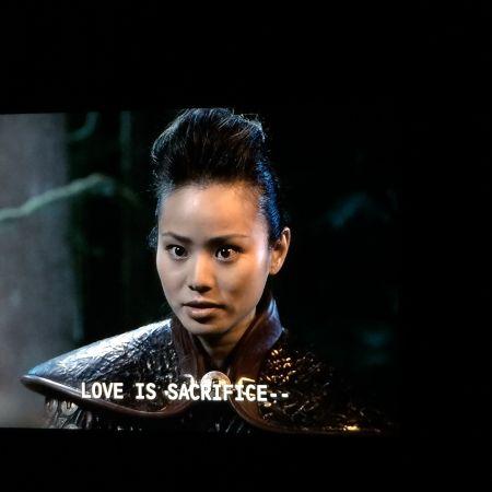 I love you, Mulan.