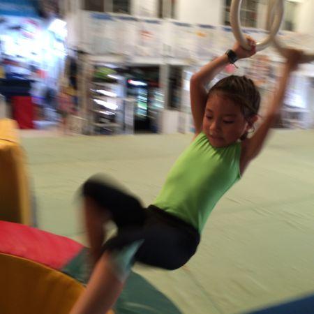 Stuntwoman!