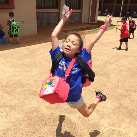 K-Den, First Grade!