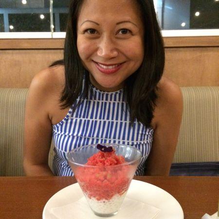 Kula Strawberry Shave Ice.