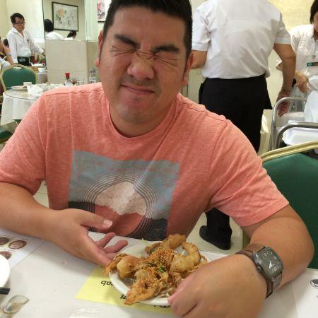 I love you so much, softshell crab.