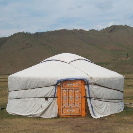 """You're a yurt."""