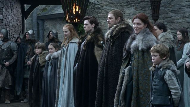 Starks-of-Winterfell